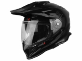 Casque JUST1 J34 Adventure  NOIR BRILLANT  casque quad