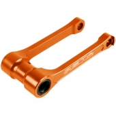 BIELLETTE RABAISSEMENT SUPENSION ZETA ORANGE KTM 125 SX 2016-2020  Biellette de suspension zeta