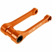 BIELLETTE RABAISSEMENT SUPENSION ZETA ORANGE KTM 150 SX 2016-2020  Biellette de suspension zeta