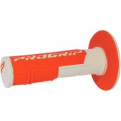 poignée PROGRIP 801 ORANGE FLUO/BLANC revetements