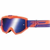 LUNETTE CROSS PROGRIP 3201 ATZAKI  ORANGE FLUO lunettes