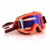 LUNETTE CROSS PROGRIP 3204 MIRROR  ORANGE lunettes