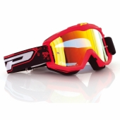 LUNETTE CROSS PROGRIP 3204 MIRROR ROUGE lunettes