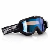 LUNETTE CROSS PROGRIP 3204 MIRROR NOIR MATT lunettes