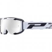 LUNETTE CROSS PROGRIP 3404 MIRROR BLANCHE lunettes
