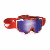 LUNETTE CROSS PROGRIP 3404 MIRROR ROUGE lunettes