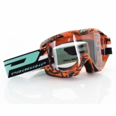 LUNETTE CROSS PROGRIP 3450 LIGHTSE ORANGE/NOIR lunettes