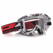 LUNETTE CROSS PROGRIP 3450 LIGHTSE BLANCHE/NOIR lunettes