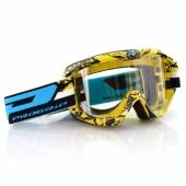 LUNETTE CROSS PROGRIP 3450 LIGHTSE JAUNE /NOIR lunettes