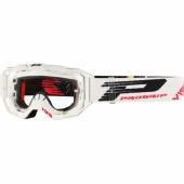 LUNETTE CROSS PROGRIP 3303 VISTA BLANCHE lunettes