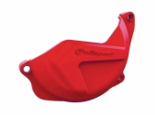 Protection de carter d'embrayage POLISPORT rouge Honda 450 CR-F 2017-2018 protection carter embrayage