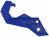 Protection de bas de fourche POLISPORT BLEU YAMAHA 125/250 YZ 2008-2018 protection bas de fourche
