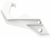 Protection de bas de fourche POLISPORT BLANC KTM SX/SX-F 2007-2014 protection bas de fourche