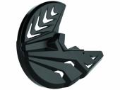 Protège disque avant Polisport NOIR KTM EX-C/EXC-F 2008-2015 protege disque polisport