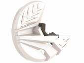 Protège disque avant Polisport BLANC KTM EX-C/EXC-F 2008-2015 protege disque polisport