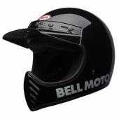 Casque BELL Moto-3 Classic NOIR casque