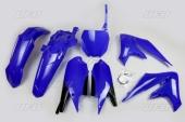 Kit plastiques UFO bleu YAMAHA 450 YZ-F 2018 kit plastiques ufo