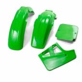 Kit plastiques UFO couleur origine 125 KX 1988 kit plastique