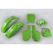 Kit plastiques UFO couleur origine 250 KX 1989 kit plastique