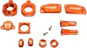 KIT COMPLET ANODISE ORANGE MOOSE RACING KTM 250 R FREERIDE 2014-2017 kit complet anodisé