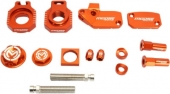 KIT COMPLET ANODISE ORANGE MOOSE RACING KTM 250 SX-F 2007-2010 kit complet anodisé