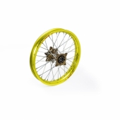 ROUE ARRIERE KITE ELITE JANTE JAUNE MOYEU BRONZE SUZUKI 250 RM-Z 2007-2018 roues completes