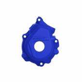 Protection de carter d'allumage POLISPORT bleu HUSQVARNA 250/350 FC 2016-2019 protection carter allumage