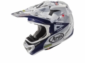 Casque CROSS  ARAI MX-V Blue Navy  casques