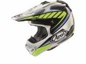 Casque CROSS ARAI MX-V Rumble JAUNE casques