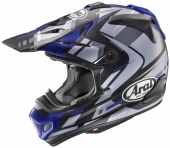 Casque CROSS  ARAI MX-V Bogle BLEU  casques