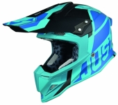 Casque CROSS JUST1 J12 Unit Light BLEU casques