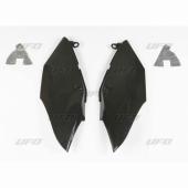 plaques numero laterales UFO HONDA 250 CR-F 2018 plastiques ufo