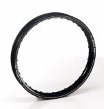 Jante EXCEL arrière noire 14x1.60x32T YAMAHA 80/85 YZ petites roues 1993-2018 cercle de jante