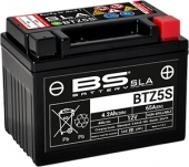 Batterie BS BTZ5S SLA HUSQARNA 350 FE 2017-2018 batteries