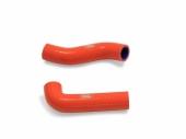 Durites de radiateur SAMCO type origine orange 2 durites HUSQVARNA 85 TC 2018 durite radiateur