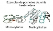 pochette Joints Haut-Moteur CENTAURO HUSQVARNA 250 TC 2017-2018 joints moteur