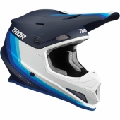 CASQUE CROSS THOR SECTOR WARP CHARCOAL/NOIR 2020 casques