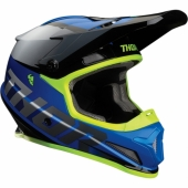 CASQUE CROSS THOR SECTOR CAMO VERT casques