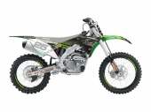 Kit deco BLACKBIRD Kawasaki Racing Team 2018 250 KX-F 2017-2018 kit deco