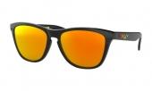 Lunette de soleil OAKLEY Frogskins Valentino Rossi Signature lunettes de soleil