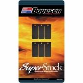 Clapets carbone BOYESEN TM 250 EN/MX 1995-1998 clapets