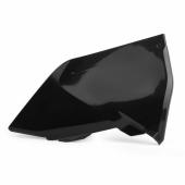 Caches boîte à air Polisport NOIR KTM 125 SX 2016-2018 plastique polisport