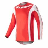 Maillot Cross ALPINESTARS Racer ATOMIC NOIR/GRIS/JAUNE FLUO 2019 maillots pantalons
