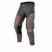 Pantalon ALPINESTARS CROSS Racer FLAGSHIP GRIS/ANTHRACITE/ORANGE FLUO 2019 maillots pantalons