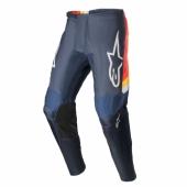 Pantalon ALPINESTARS CROSS Racer FLAGSHIP  NAVY/ROUGE 2019 maillots pantalons