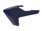 Ouïes de radiateur POLISPORT couleur origine Husqvarna 250 FE 2017-2018 plastique polisport