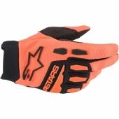 Gants Cross ALPINESTARS RACEFEND NOIR/ JAUNE FLUO 2019 gants