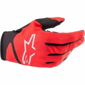 Gants Cross KID ALPINESTARS RADAR S9 NOIR/JAUNE FLUO 2019 gants kids