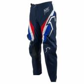 MAILLOT  FIRTS RACING SCAN RACE MARINE/BLANC 2019 maillots pantalons