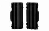 Cache radiateur POLISPORT NOIR KTM 125/150 SX 2016-2019 cache radiateur